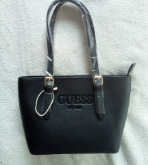 Guess crna torba, NOVA, black friday popust