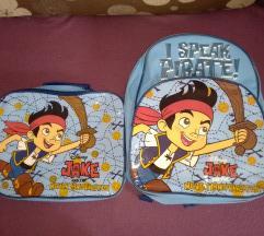 Dječji ruksak i lunch torba