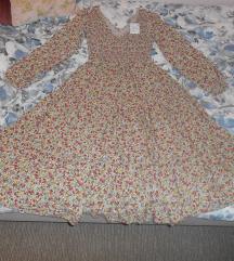 C&A lepršava haljina nova s etiketom, Tisak uklj.