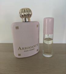 Arrogance pour Femme parfem