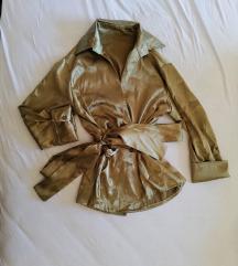 Raskošna zlatna košulja