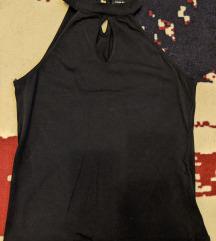 Crna choker majica