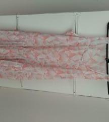 H&M prozirna haljinica A kroja za plažu