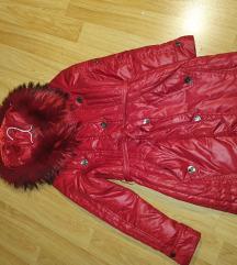 Crvena jakna 38/40