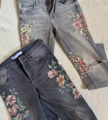 SNIZENO Lot Zara jeans  2 komada