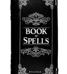 """""""Book of spells"""" novčanik"""