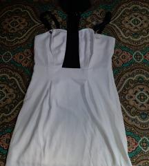Jovonnista Dress Wiith PU Collar