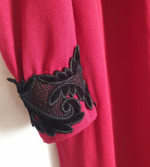 IMPERIAL haljina boja vina 🎀