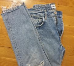 Zara momfit traperice xs/s