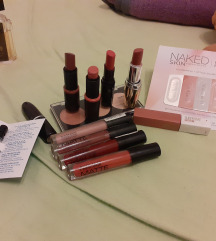 VELIKII LOOT!! Eveline, urban decay,farmasi