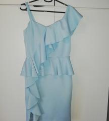 Haljina bejbi plava