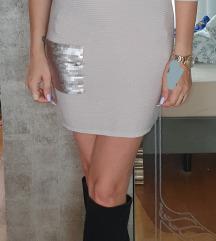 Pletena haljina / tunika