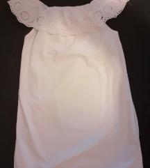 HM_bijela haljina/tunika_vel.158