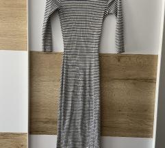 Bershka haljina na prugice
