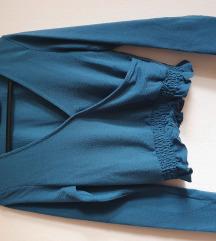 Reserved Crop majica