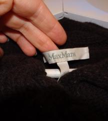 MAX MARA tamno smeđi džemper