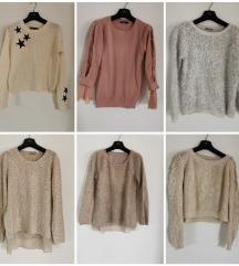 Džemperi/majice dugi rukav