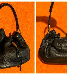 Tod's - crna kožnata torbica