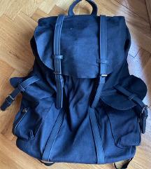 Crni putni ruksak