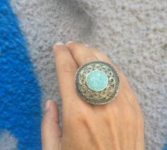 Prsten ✨TIRKIZ✨