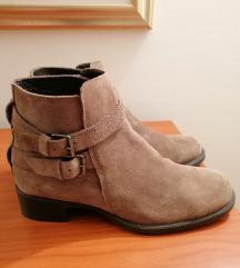 Cipele brušena koža