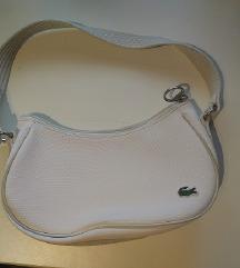 Lacoste bijela torbica