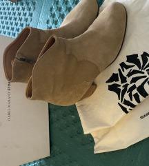 Isabel Marant Velvet cizme