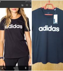 Nova Adidas zenska crna majica