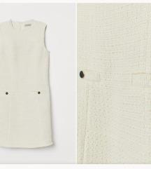 H&M tweed haljina