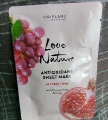 Antioksidativna maska za sve tipove kože