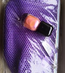 Kiko novi set, torbica i lak za nokte