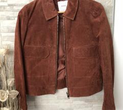 Nova kožna Mango jakna