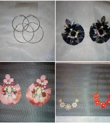 Naušnice i ogrlice,POKLANJAM