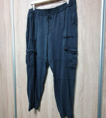 Nove H&M cargo plave hlače