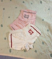 Lot 2 kratke hlače
