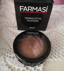 Terracotta powder