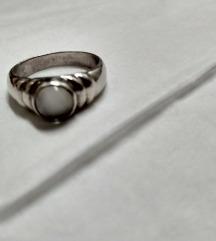 Vintage srebro 925 i moonstone