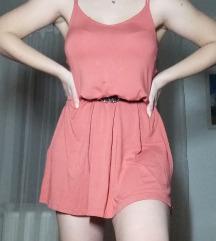 Haljina boje marelice