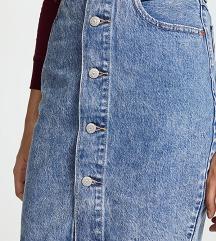 Levis nova traper suknja 27