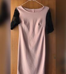 Puder roza haljina!