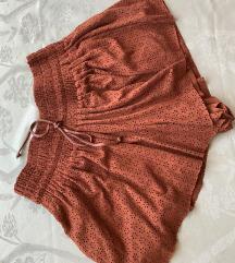 ZARA kratke lepršave hlačice