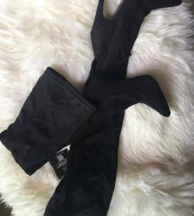 Overknee čizme