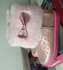 Skechers twinkle toes čizmice NOVO
