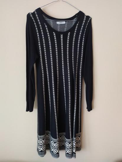 Topla zimska haljina XL, slanje uključeno