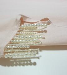 Predivna Zara majica s perlama SNIŽENO