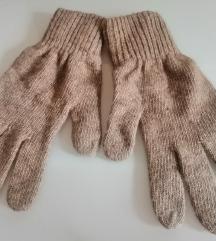 Smeđe rukavice