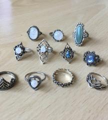 Srebrni prsteni