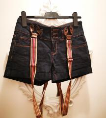 Kratke hlače s tregerima