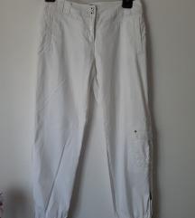 nove bijele hlače  CESUAL BANDOLERA 38-40