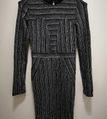 Bershka šljokičasta haljina special edition